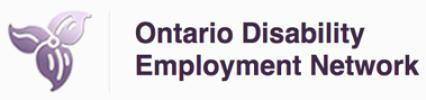 Ontario Disability Employment Network