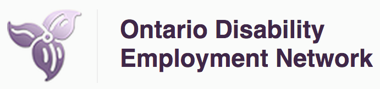 Ontario Disability Employment Network